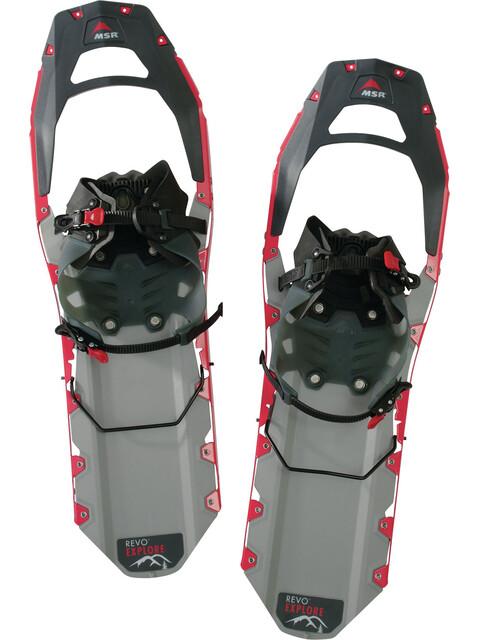MSR Revo Explore 25 Snowshoes Women Bright Coral